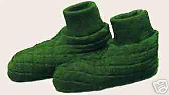 Wool Welli-Socks